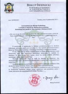 list kondelecyjny 001